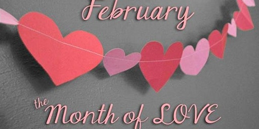 EXIT THE MONTH OF LOVE WITH LOVE