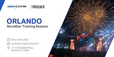 NovaStar Training Session - Orlando (March 24th) tickets