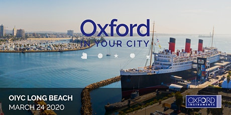 Compound Semiconductor Masterclass - Oxford In Your City: Long Beach tickets
