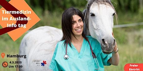 Tiermedizin Studium im Ausland Info tag Tickets