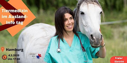 Tiermedizin Studium im Ausland Info tag