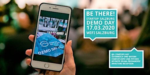 Startup Salzburg Demo Day 2020