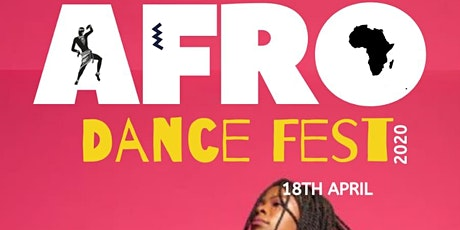 AFRO  DANCE FEST tickets