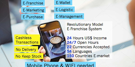 [Online Webinar] Start a New Online Business with Mobile Phone (HK) tickets