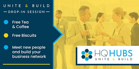 Unite & Build Drop-In (Drinks / Biscuits Provided) tickets