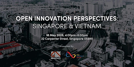 Open Innovation Perspectives: Singapore and Vietnam tickets