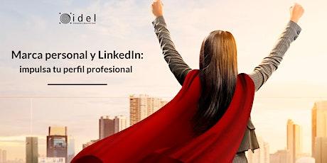 Marca personal y LinkedIn: impulsa tu perfil profesional entradas