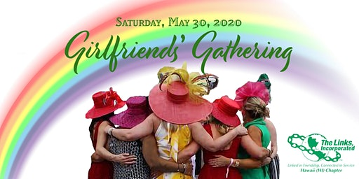 Girlfriends' Gathering: Annual Hat Luncheon