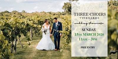 Three Choirs Vineyards Wedding Showcase