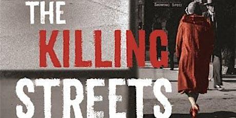 Tanya Bretherton Author Talk - The Killing Streets tickets