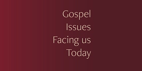 Gospel issues facing us today: What has become of the Church of England? tickets