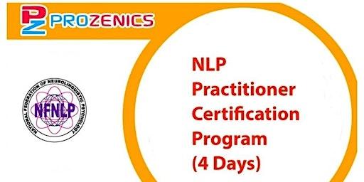 Certified NLP Practitioner Chennai 4 Days Workshop March 2020