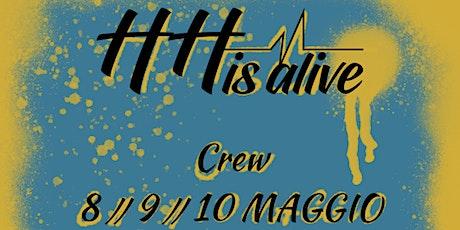 Hip Hop is aLive // CREW // 2° Serata biglietti