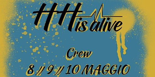 Hip Hop is aLive // CREW // 2° Serata