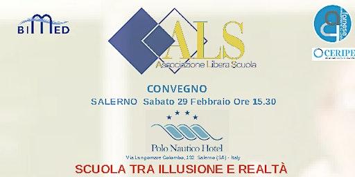"""ACF presso """"Scuola tra illusione e realtà""""  Seminario GDPR Ing. Maletta"""
