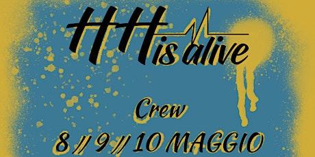 Hip Hop is aLive // CREW // 3° Serata biglietti