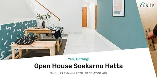 Open House at Rukita Soekarno Hatta
