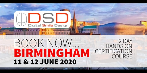 Digital Smile Design Hands On Certification Course