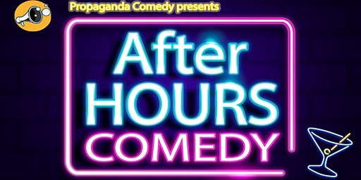 After Hours Comedy Show at rent24 #1 w/Free Drinks