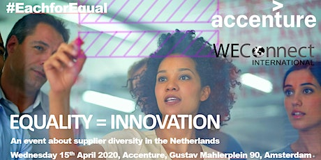 Equality = Innovation (Corporates) tickets