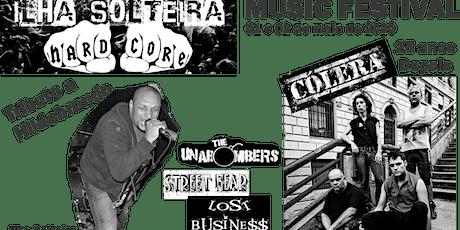 Show Cólera 25 anos, Ilha Solteira tickets