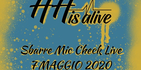 Sbarre Mic Check Live tickets