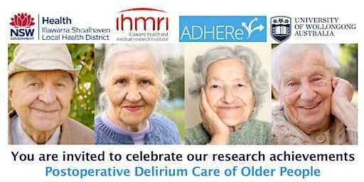 World Delirium Awareness Day: Celebration of Delirium Research at TWH