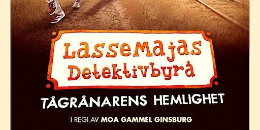 LasseMajas detektivbyrå - Tågrånarens hemlighet