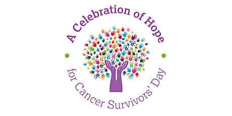 Cancer Survivors' Day 2020 tickets