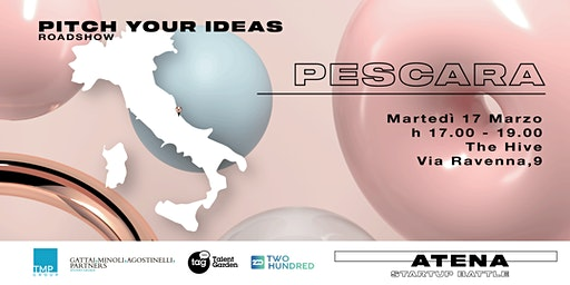 Roadshow Atena Startup Battle | Pescara