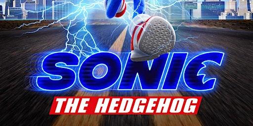 Sonic the Hedgehog (Eng. tal)