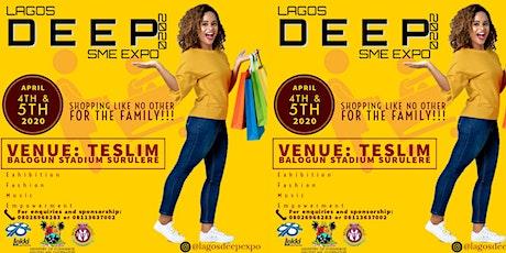 THE DEEP SME EXPO 2020 tickets