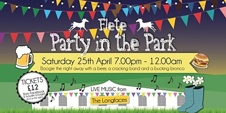 Flete Party In The Park 2020 tickets
