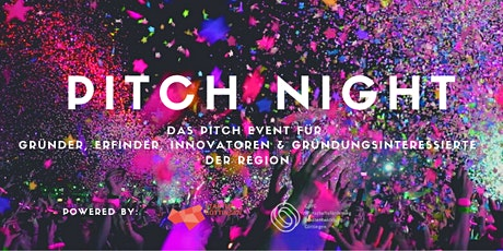 2. Göttinger Pitch Night  Tickets