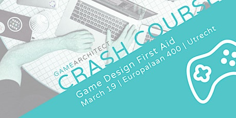 Game Design First Aid tickets