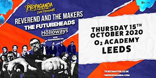 Propaganda Live Tour (O2 Academy, Leeds)