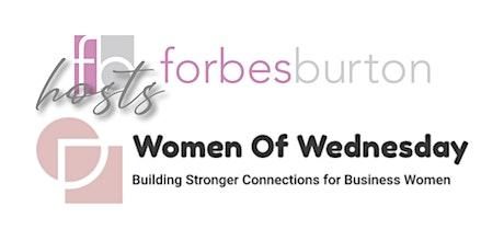 Women of Wednesday tickets