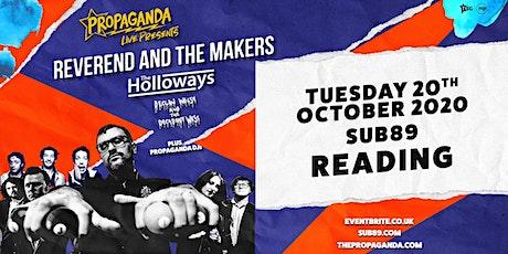 Propaganda Live Tour (Sub89, Reading) tickets