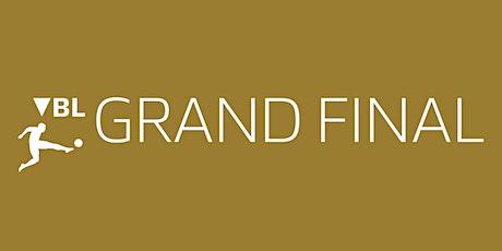 VBL Grand Final Tickets