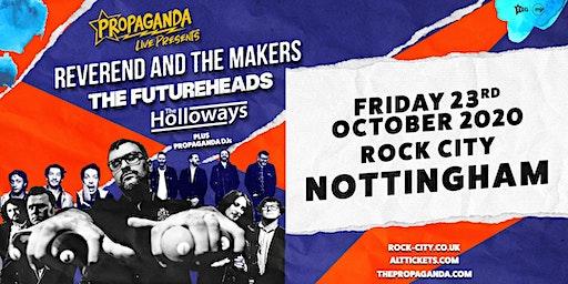 Propaganda Live Tour (Rock City, Nottingham)