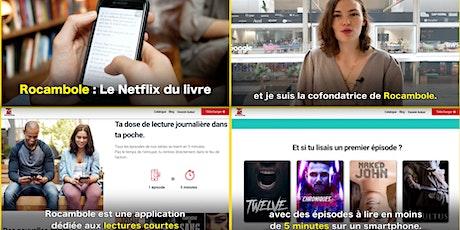 Vente Privée Rocambole : Une app pour lire les meilleures séries billets