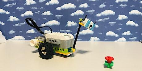Robotics: Lass den Lego We Do tanzen! Tickets