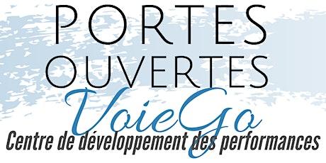 MATINÉE PORTES OUVERTES - VoieGo billets