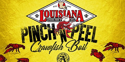 3.14   PINCH N' PEEL 4th ANNUAL SPRING BREAK WKEND CRAWFISH BOIL @ THE ADDRESS   HAPPY HOUR 2-7P   5 POUNDS OF CRAWFISH $20   4 DJS & 2 MCs   HOOKAH   FREE ENTRY ALL DAY!!!