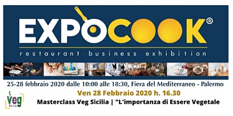 Masterclass ExpoCook | L'importanza di Essere Vegetale . tickets
