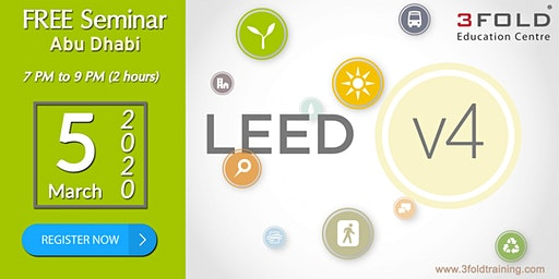 FREE Seminar: Introduction to LEED V4.0 Rating System