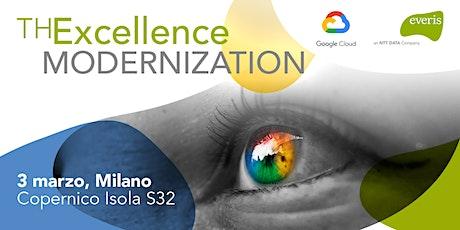 Data & Intelligence   everis Italia & Google Cloud biglietti