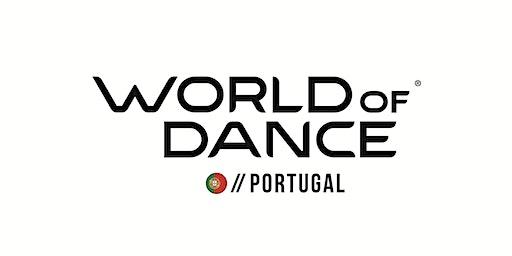 II WORLD OF DANCE PORTUGAL