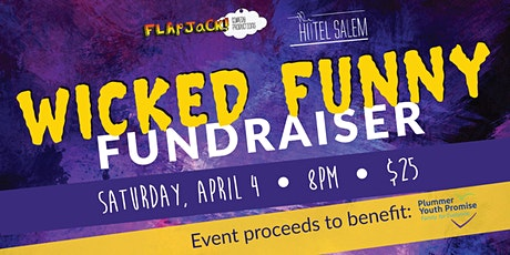 Wicked Funny Fundraiser tickets