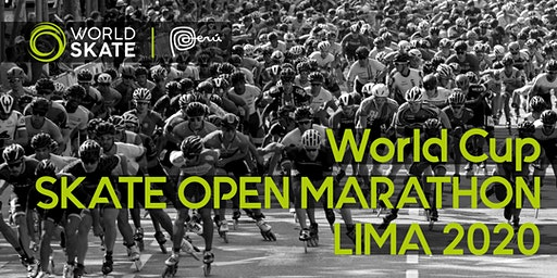 World Cup Skate Open Marathon Lima 2020